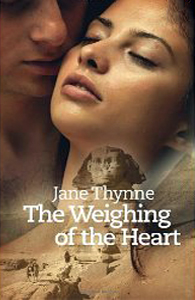 The Weighing of the Heart book cover