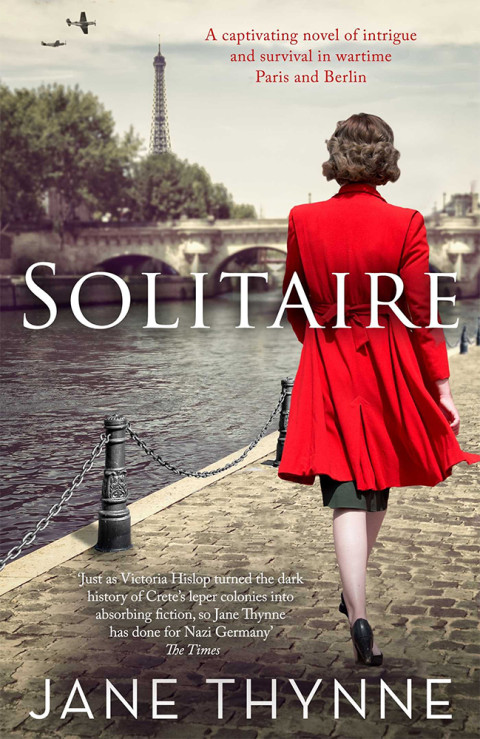 Solitaire : Clara Vine #5 book cover