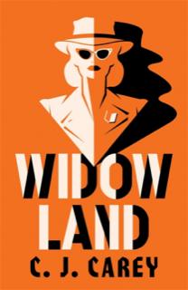 Widowland book cover