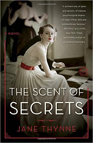 The Scent of Secrets : Clara Vine #3 book cover