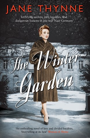 The Winter Garden (UK) / Woman In The Shadows (US) : Clara Vine #2 book cover