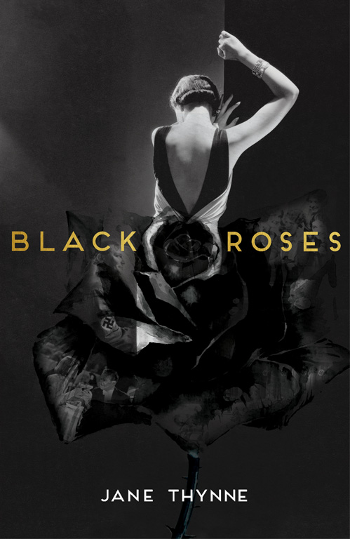 Black Roses : Clara Vine #1 book cover